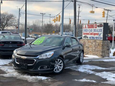 2015 Chevrolet Malibu for sale at L.A. Trading Co. in Woodhaven MI