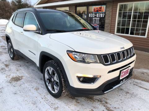 2018 Jeep Compass for sale at Premier Auto & Truck in Chippewa Falls WI
