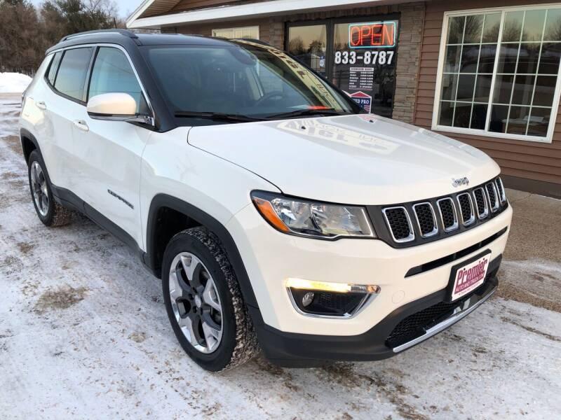 2018 Jeep Compass for sale at Premier Auto & Truck in Chippewa Falls WI