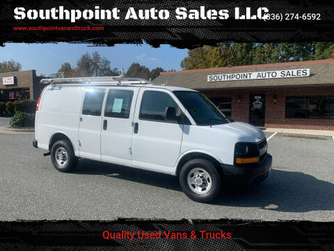 2011 Chevrolet Express Cargo for sale at Southpoint Auto Sales LLC in Greensboro NC