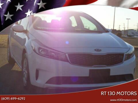 2017 Kia Forte for sale at RT 130 Motors in Burlington NJ