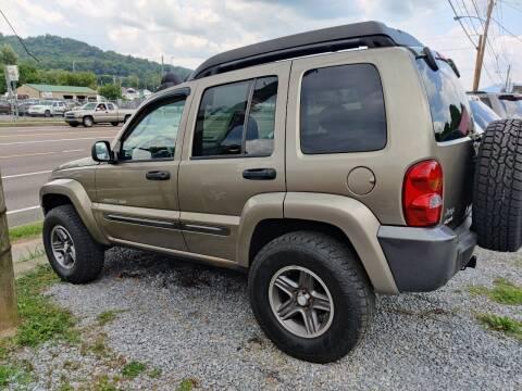 2004 Jeep Liberty for sale at Magic Ride Auto Sales in Elizabethton TN