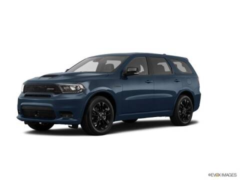 2020 Dodge Durango for sale at TETERBORO CHRYSLER JEEP in Little Ferry NJ