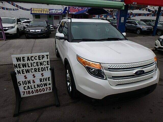 2014 Ford Explorer for sale at Cedano Auto Mall Inc in Bronx NY