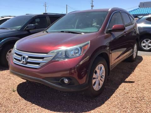 2012 Honda CR-V for sale at SPEND-LESS AUTO in Kingman AZ