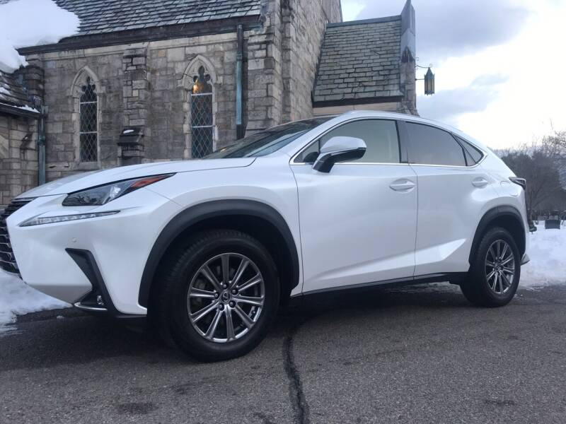 2018 Lexus NX 300 for sale at Reynolds Auto Sales in Wakefield MA