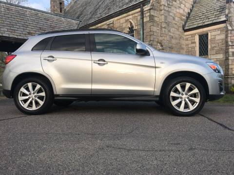 2013 Mitsubishi Outlander Sport for sale at Reynolds Auto Sales in Wakefield MA