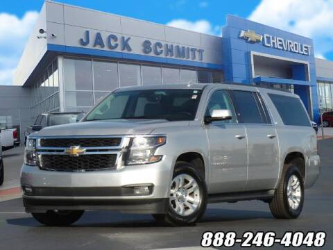 2020 Chevrolet Suburban for sale at Jack Schmitt Chevrolet Wood River in Wood River IL