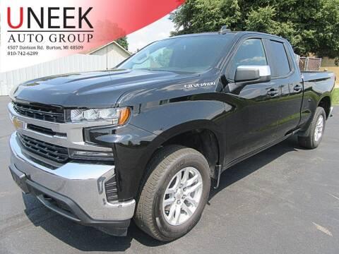 2019 Chevrolet Silverado 1500 for sale at Uneek Auto Group LLC in Burton MI