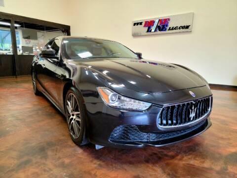 2015 Maserati Ghibli for sale at Driveline LLC in Jacksonville FL