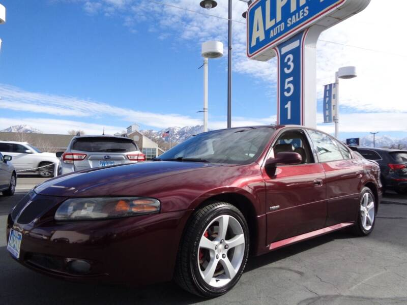2005 Pontiac Bonneville for sale at Alpine Auto Sales in Salt Lake City UT
