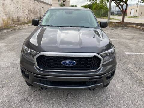 2019 Ford Ranger for sale at My Car Inc in Hialeah FL