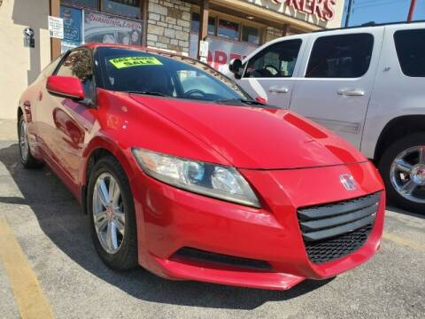 2011 Honda CR-Z for sale at USA Auto Brokers in Houston TX
