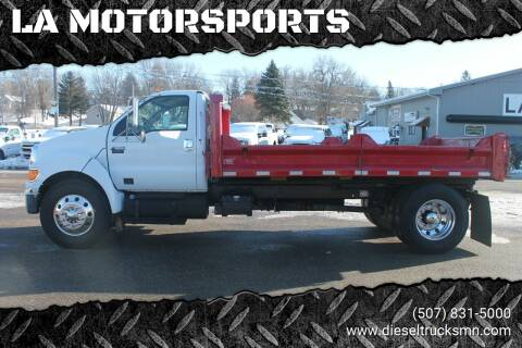 2008 Ford F-650 Super Duty for sale at LA MOTORSPORTS in Windom MN