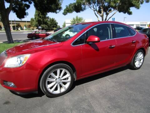 2013 Buick Verano for sale at KM MOTOR CARS in Modesto CA