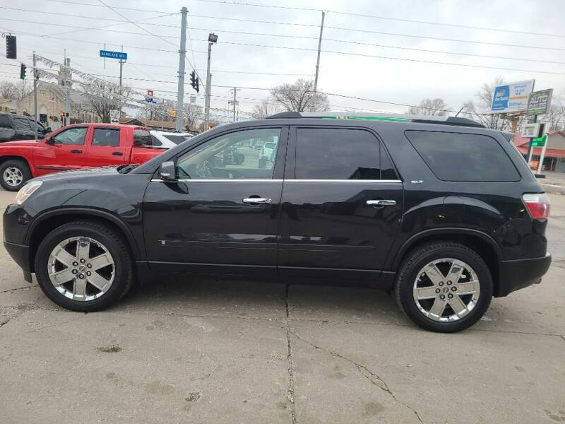 2010 GMC Acadia for sale at Bob Boruff Auto Sales in Kokomo IN