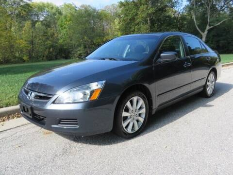 2007 Honda Accord for sale at EZ Motorcars in West Allis WI
