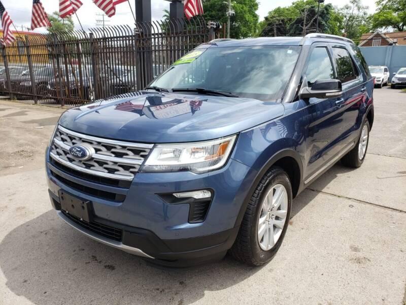 2018 Ford Explorer for sale in Detroit, MI
