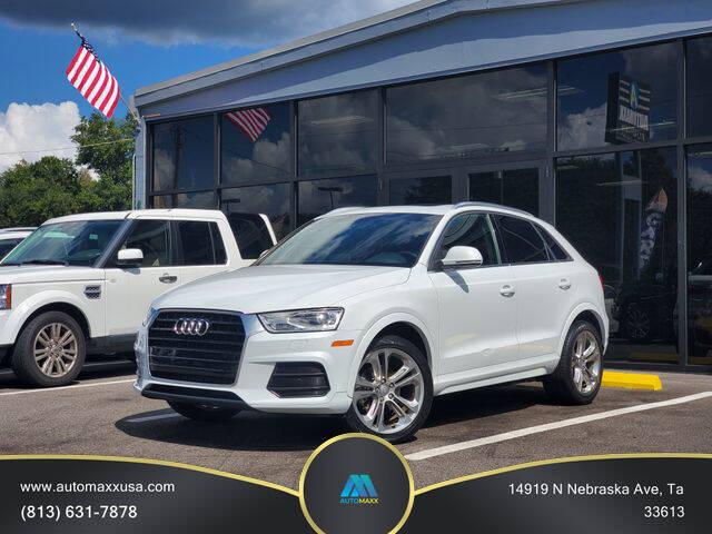 2017 Audi Q3 for sale at Automaxx in Tampa FL