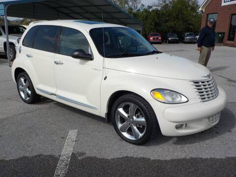 2005 Chrysler PT Cruiser for sale at C & C MOTORS in Chattanooga TN