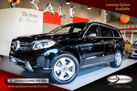 2018 Mercedes-Benz GLS for sale at Quality Auto Center in Springfield NJ