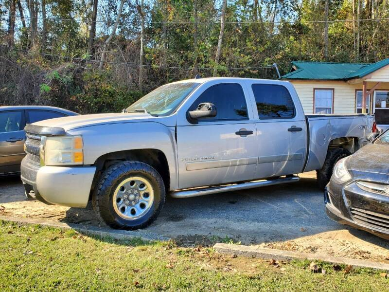 2008 Chevrolet Silverado 1500 for sale at Mc Calls Auto Sales in Brewton AL