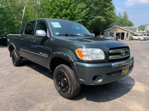 2006 Toyota Tundra for sale at Bladecki Auto LLC in Belmont NH