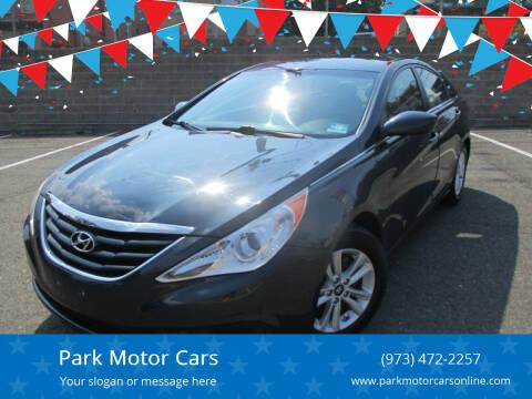 2013 Hyundai Sonata for sale at Park Motor Cars in Passaic NJ