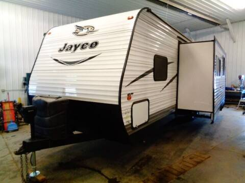 2016 Jayco JAYFLIGHT 287BHSW for sale at Goldammer Auto in Tea SD