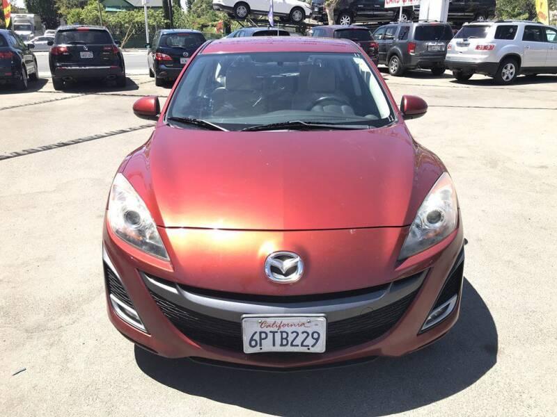 2011 Mazda MAZDA3 for sale at EXPRESS CREDIT MOTORS in San Jose CA