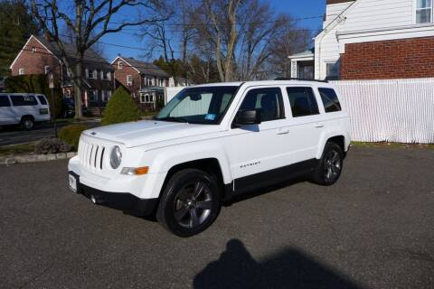 2015 Jeep Patriot for sale at FBN Auto Sales & Service in Highland Park NJ