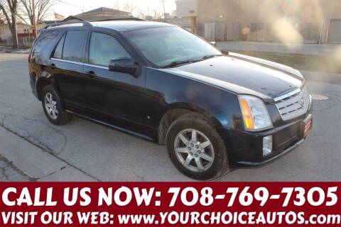 2006 Cadillac SRX for sale at Your Choice Autos in Posen IL