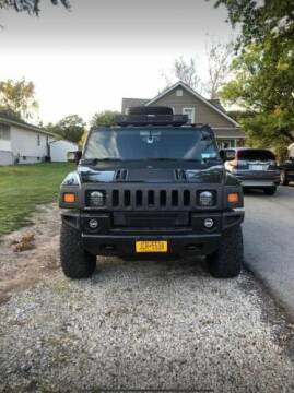 2006 HUMMER H2 for sale at Classic Car Deals in Cadillac MI