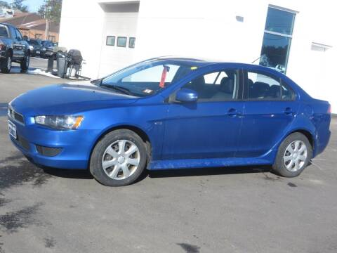 2015 Mitsubishi Lancer for sale at Price Auto Sales 2 in Concord NH
