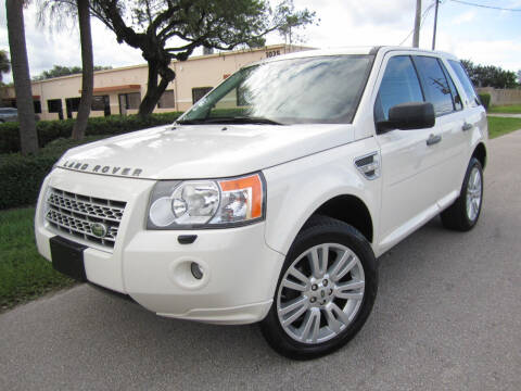 2010 Land Rover LR2 for sale at FLORIDACARSTOGO in West Palm Beach FL