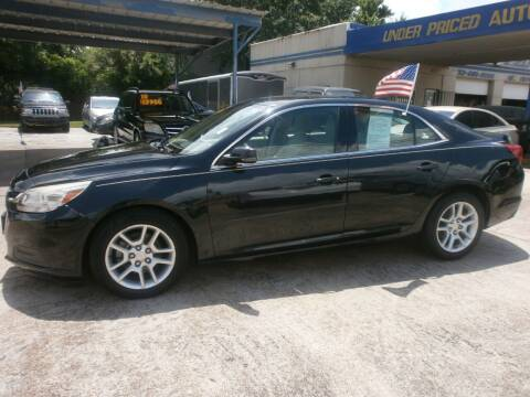 2015 Chevrolet Malibu for sale at Under Priced Auto Sales in Houston TX