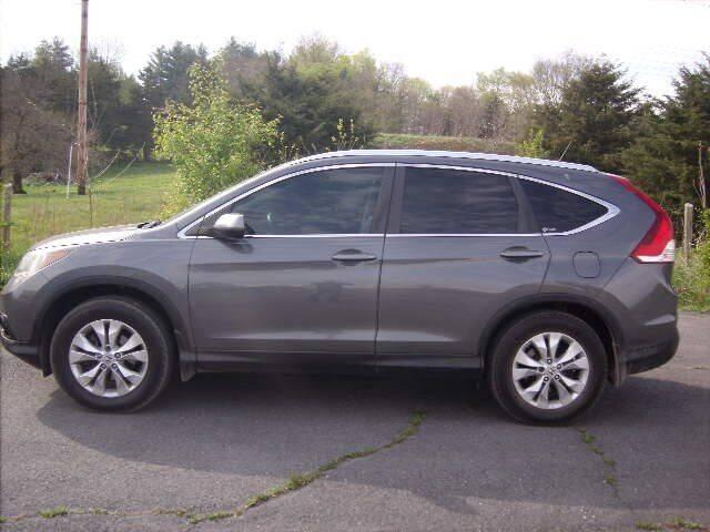 2012 Honda CR-V for sale at Broadway Motors LLC in Broadway VA