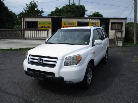 2007 Honda Pilot for sale at Unlimited Auto Sales Inc. in Mount Sinai NY