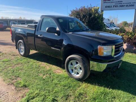 2008 GMC Sierra 1500 for sale at Yachs Auto Sales and Service in Ringle WI