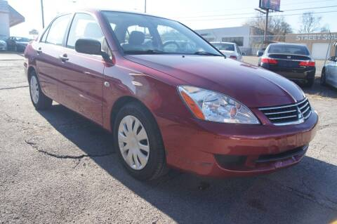 2006 Mitsubishi Lancer for sale at Green Ride Inc in Nashville TN