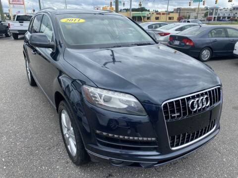 2011 Audi Q7 for sale at Sell Your Car Today in Fayetteville NC