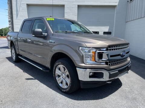 2018 Ford F-150 for sale at Zimmerman's Automotive in Mechanicsburg PA
