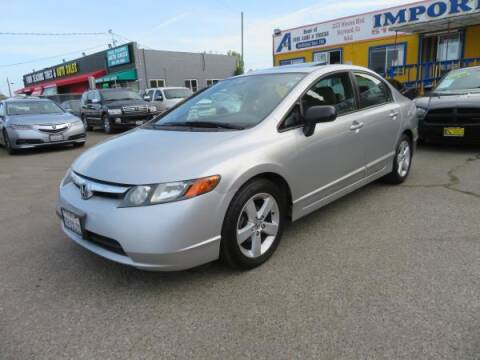 2006 Honda Civic for sale at Import Auto World in Hayward CA