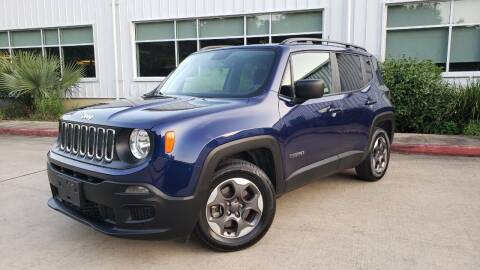 2018 Jeep Renegade for sale at Houston Auto Preowned in Houston TX