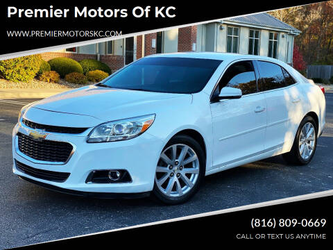 2015 Chevrolet Malibu for sale at Premier Motors of KC in Kansas City MO