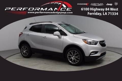 2017 Buick Encore for sale at Performance Dodge Chrysler Jeep in Ferriday LA