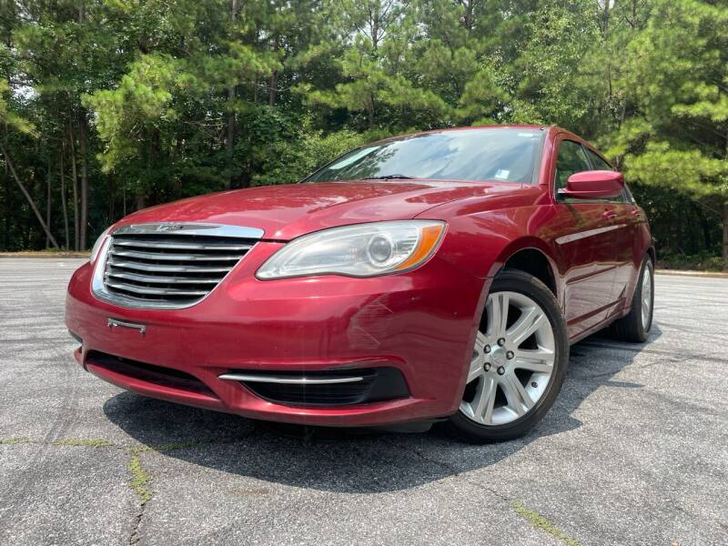 2012 Chrysler 200 for sale at Global Imports Auto Sales in Buford GA