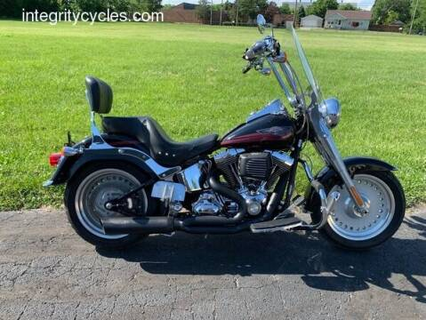 2007 Harley-Davidson FATBOY for sale at INTEGRITY CYCLES LLC in Columbus OH