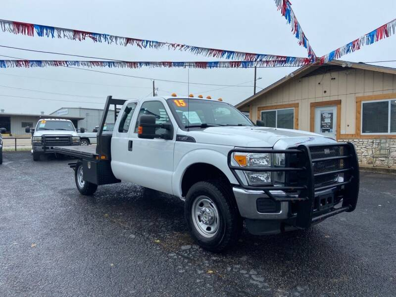 2015 Ford F-350 Super Duty for sale at The Trading Post in San Marcos TX