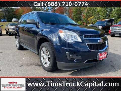 2015 Chevrolet Equinox for sale at TTC AUTO OUTLET/TIM'S TRUCK CAPITAL & AUTO SALES INC ANNEX in Epsom NH